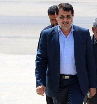استاندار هرمزگان جهت رسیدگی به وضعیت دانش آموزان حادثه دیده عازم شهرستان داراب شد