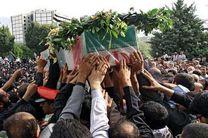 مراسم تشییع پیکر 8 شهید گمنام برگزار میشود