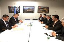 معاون دبیرکل سازمان ملل با رحمانی فضلی دیدار کرد