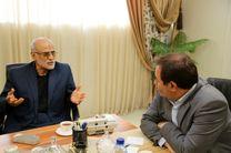 رئیس و اعضای دفتر نظارت بر انتخابات لرستان با استاندار دیدار و گفتوگو کردند