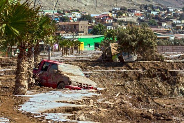 رانش زمین در مکزیک ۱۸ کشته برجا گذاشت