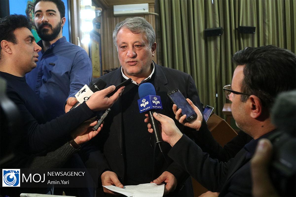 برای انتخابات بعدی شورای شهر تهران کاندیدا نمیشوم