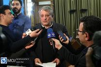 دیدار اعضای شورای شهر تهران با قالیباف