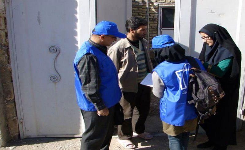 اجرای طرح آمارگیری روستایی در 368 روستای استان گیلان