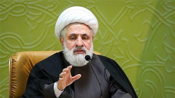 نعیم قاسم: از حمایت گسترده ملت ایران، رهبری و انقلاب بهرههای زیادی بردهایم
