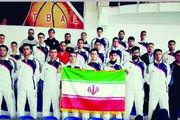 تیم کونگ فو کردستان به مسابقات هنرهای رزمی جهان اعزام شد