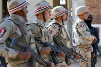 نیروهای امنیتی مصر در شبه جزیره سینا مرتکب جرایم جنگی شده اند