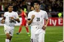 سردار آزمون از تیم ملی خداحافظی کرد