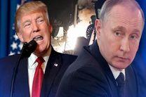 تبریک ترامپ به  پیروزی مجدد پوتین در انتخابات