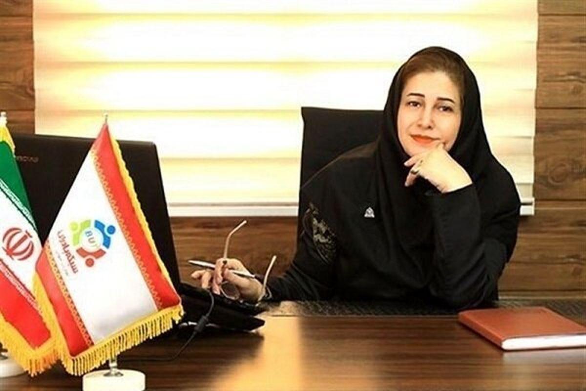 شهره موسوی به عنوان نایب رئیس بانوان فدراسیون فوتبال معرفی شد