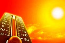 گلستان دمای ۴۵ درجه سانتی گراد را تجربه خواهد کرد