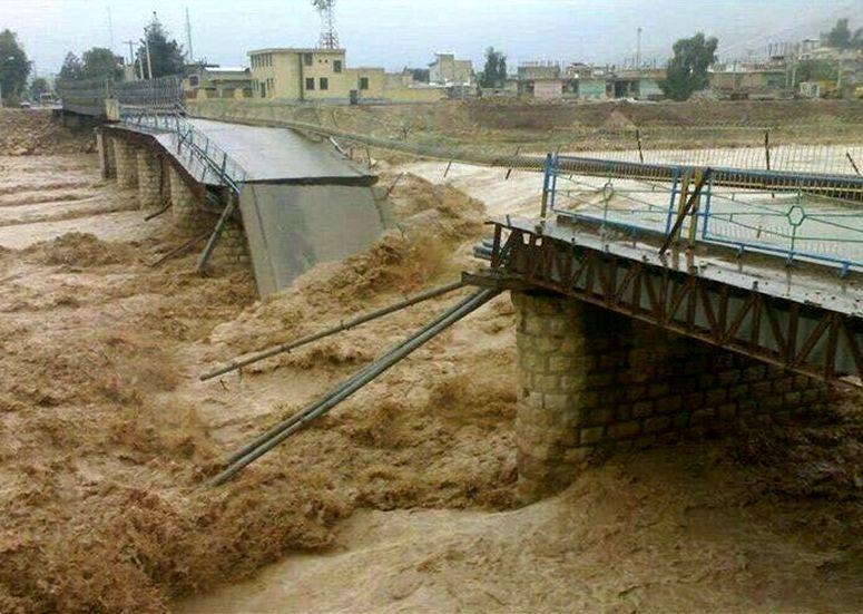 دستور ساخت پل بر روی رودخانه جگین از سوی وزیر راه و شهرسازی