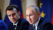 گفتگوی تلفنی پوتین و مکرون در مورد تبعات اقتصادی ویروس کرونا