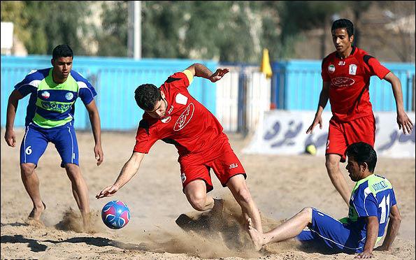 نامزدی برترین های فوتبال ساحلی ایران برای کسب عنوان برترین های فوتبال ساحلی جهان