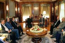 دیدار هیئت ایرانی با مقامات اقلیم کردستان