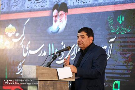 محمد مخبر رییس ستاد اجرایی فرمان امام خمینی (ره)