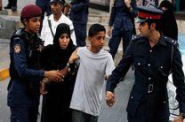 بازداشت 3 کودک بحرینی پس عاشورا