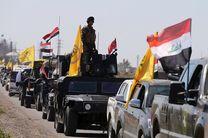 حشد شعبی تلاش داعش برای انفجار خط لوله نفت کرکوک را ناکام گذاشت