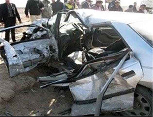 کشته شدن 45 نفر در نوروز 95 در جادههای اصفهان