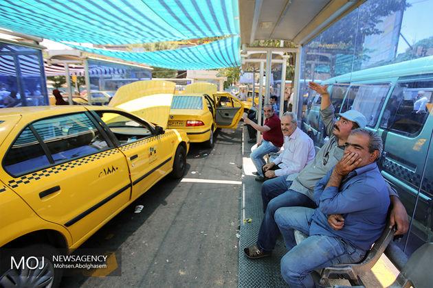 درخواست اصلاح نرخ کرایه تاکسیهای فرودگاه مهرآباد