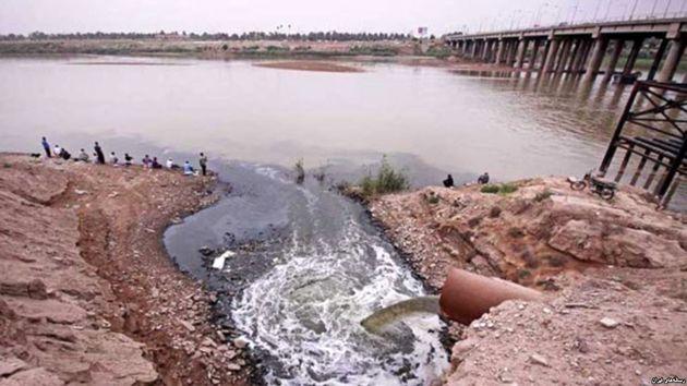 تصفیه آب اهواز کامل نیست/نارضایتی مردم از آب شرب