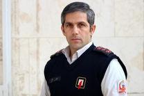 سخنگوی آتش نشانی دبیر افتخاری جایزه هنری قلب تهران شد