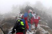 تشریح آخرین وضعیت ۶ فرد گرفتار در ارتفاعات بندرخمیر