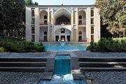 آماده سازی و مرمت مجموعه جهانی باغ تاریخی فین