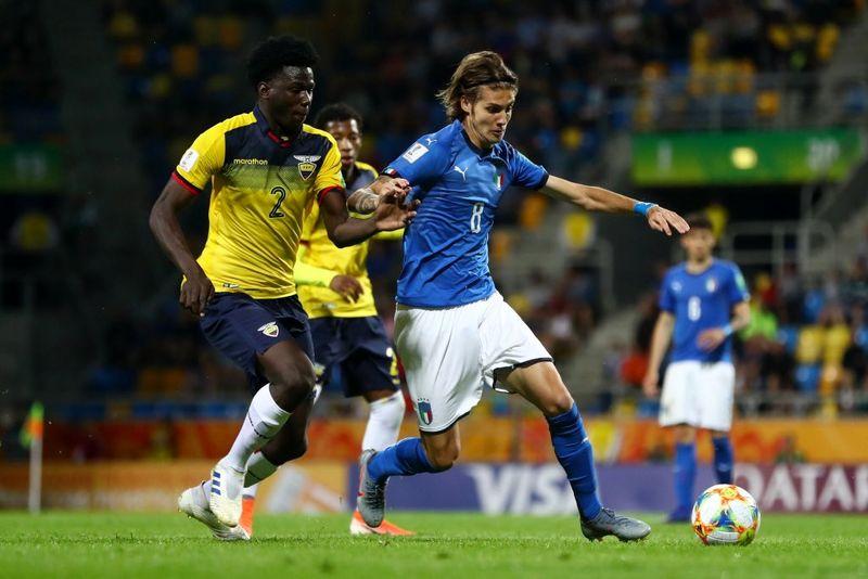 نتیجه دیدار اکوادور و ایتالیا در جام جهانی زیر بیست سال