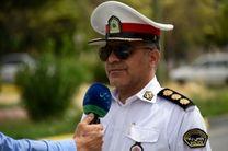 تدابیر ویژه پلیس راه ایلام برای کنترل راه های روستایی در ایلام