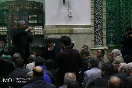 مراسم ختم مرحوم حبیب الله چایچیان