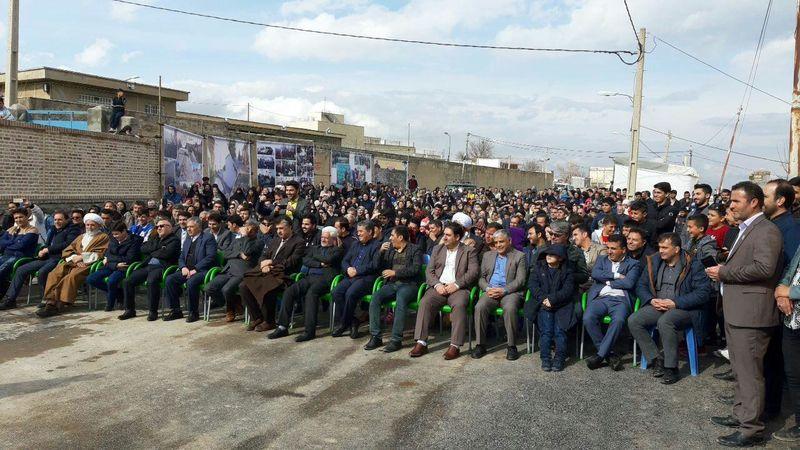 دومین جشن نوروز سبز ایردموسی برگزار شد