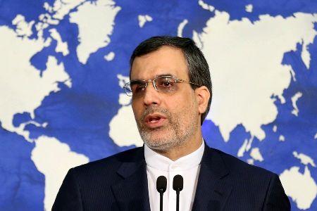 جابری انصاری بیروت را به مقصد تهران ترک کرد