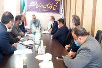دیدار مدیر مخابرات منطقه قم با زاکانی نماینده مردم قم در مجلس شورای اسلامی