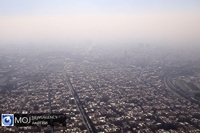 وضعیت هوای تهران اضطراری شد