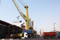 ۵۴۰ هزار تن کالای اساسی در بندر شهیدرجایی ذخیره سازی شد