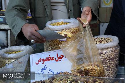 حال و هوای بازار کرمانشاه در ایام نزدیک عید نوروز