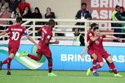 نتیجه بازی قطر و امارات/ صعود قطر به فینال با حذف امارات
