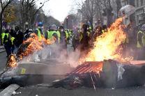 نیروهای امنیتی فرانسه مجوز شلیک گلوله گرفتند