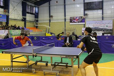 مسابقات تنیس روی میز انتخابی تیم ملی(جهانی سوئد )