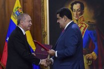 اعلام حمایت اردوغان از مادورو
