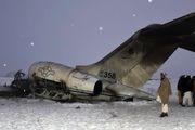 هویت دو نظامی کشته شده در سقوط هواپیما در افغانستان مشخص شد