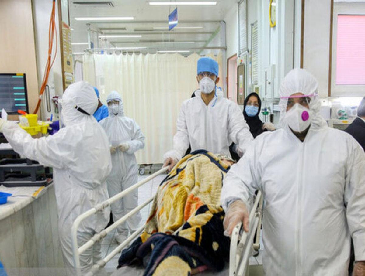 بستری شدن 8 بیمار جدید کرونایی در منطقه کاشان