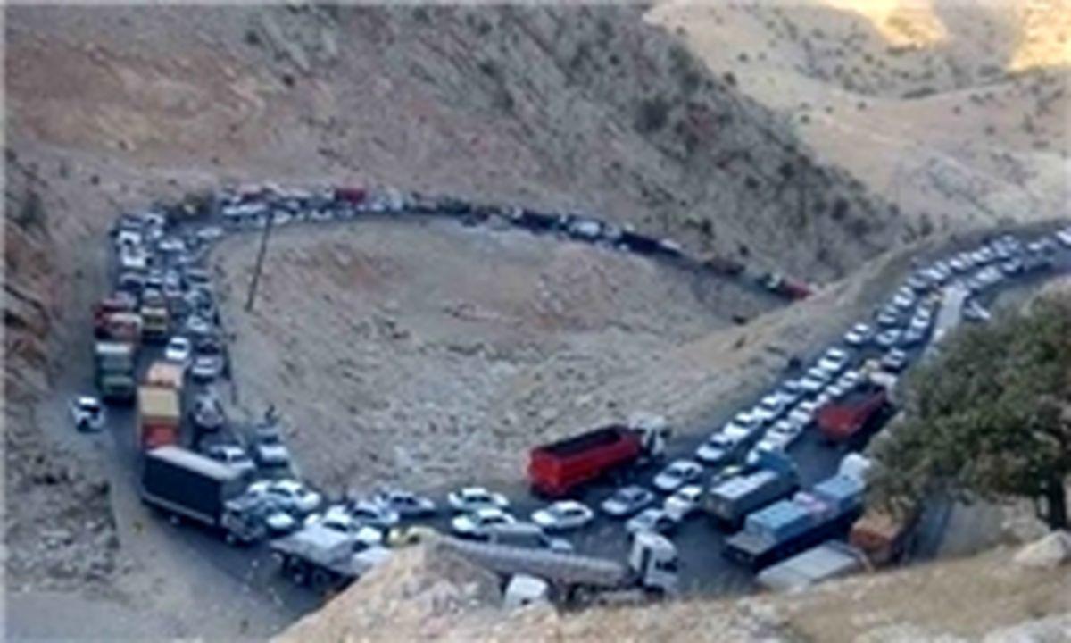 بی توجهی بیش از 3 هزار راننده خودرو با پلاک غیربومی به محدودیتهای قرمز کرونایی