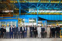 تامین محصولات ریل مورد نیاز کشور از ذوب آهن اصفهان