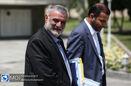 محمود حجتی وزیر جهاد کشاورزی وارد خرم آباد شد