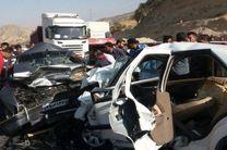 تصادفی در محور گچین-بندرعباس پنج کشته و مجروح بر جای گذاشت