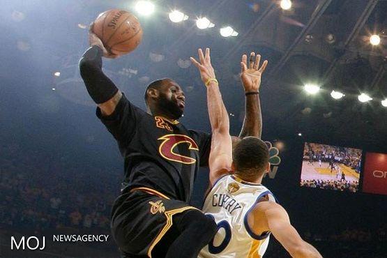 کلیولند برای نخستین بار قهرمان NBA شد