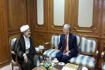 سفیران ایران و آلمان در عمان درباره آخرین تحولات منطقه دیدار کردند