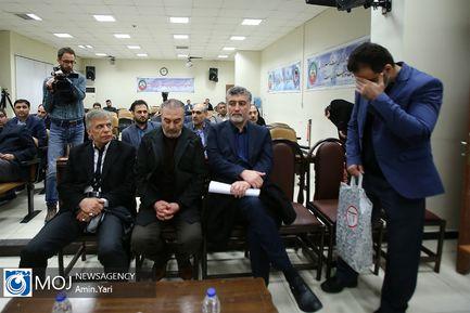 اولین+جلسه+دادگاه+رسیدگی+به+اتهامات+جدید+عباس+ایروانی